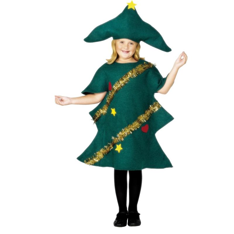 05931382262dbb Kerstboom kostuums voor kinderen